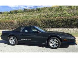 1989 z28 camaro for sale 1989 chevrolet camaro for sale on classiccars com 19 available