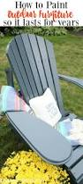 Patio Furniture Covers For Winter - best 25 painted outdoor furniture ideas on pinterest cable