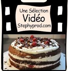 herve cuisine foret vidéos enfants vidéo gratuite recette gâteau de noël la forêt