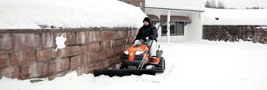 5 reasons a riding mower snow plow is a bad idea consumer reports
