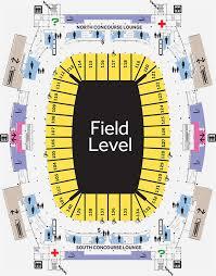 Stadium Floor Plans Nrg Stadium Nrg Park
