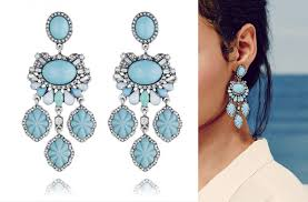 clip on chandelier earrings zspmed of clip on chandelier earrings amazing on home designing