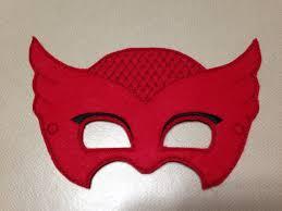 owl felt mask cat sessorize grace costume