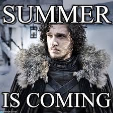 Summer Is Coming Meme - summer jon snow meme on memegen