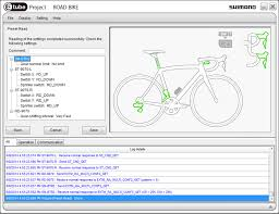 derailleur password protect shimano di2 bicycles stack exchange