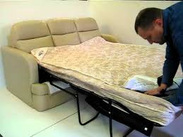 full sofa bed mattress air dream sleeper sofa is the next generation in comfort youtube