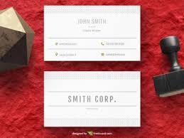 creative free business card templates u0026 business card photography