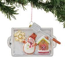 cookie pan ornament enesco gift shop