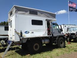 Ford Ranger Truck Camper - in the spotlight the unimog u500 and phoenix flatbed pop up