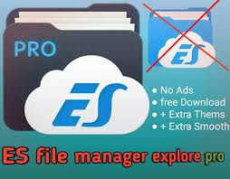 es file maneger apk es file explorer manager pro apk free