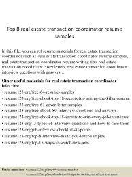 transaction manager cover letter