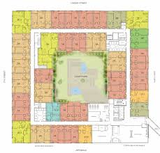 schematic floor plan strata west apartments for rent 27 n 7th street allentown pa 18101