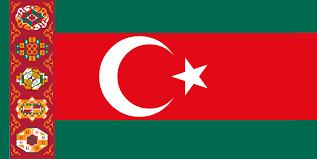 Turkestan Map Khanate Of Turkestan Constructed Worlds Wiki Fandom Powered By