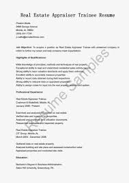 lawyer resume examples broker consultant sample resume engineering specialist sample real estate appraiser trainee resume sample resume samples