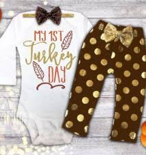 unisex coming home happy thanksgiving sizes newborn to 24