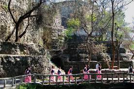 Nek Chand Rock Garden by Nek Chand U0027s Rock Garden Of Chandigarh Nuvo