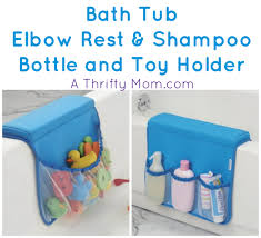 Make Your Own Bath Toy Holder by Bathtub Toy Holder Epienso Com