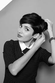 chic pixie hairstyles pixie cut black hair and pixies