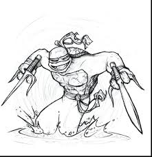 unbelievable teenage mutant ninja turtles coloring pages with and