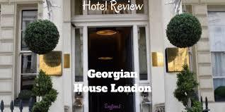 georgian house georgian house london