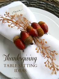 thanksgiving decorations ideas table settings large food and holiday site http www pinterest com kholt
