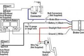 trailer breakaway wiring diagram u0026 breakaway switch diagram 12v