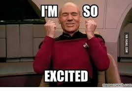 Excited Memes - im so excited memecrunchcom so excited meme on me me