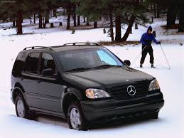 mercedes ml430 1999 picture 3 of 5