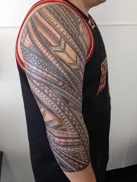 25 adorable polynesian tribal tattoos creativefan