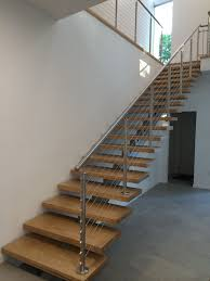 Banister Railing Concept Ideas Metal Stair S S Cable Rail New Office Ideas Pinterest Metal