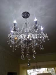 Colored Chandelier Light Bulbs Low Price 12color Choice 5 Bulb European Candle Crystal Chandelier