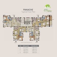 typical floor plan greenfield elegance layout u0026 plans