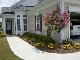 easy simple front garden ideas in home interior redesign with