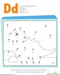 9 best letter d images on pinterest activities alphabet
