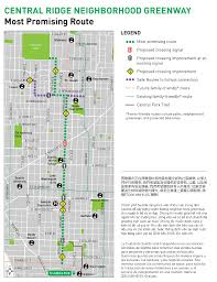 Madison Valley Seattle Map by Seattle Department Of Transportation Ridge Neighborhood Greenway