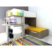 bureau 2 places mezzanine avec rangement lit superpose bureau lit mezzanine lit