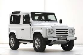 white land rover 2010 land rover defender 90 yachting edition by startech review