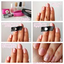 how to make nail art tool at home nail art ideas