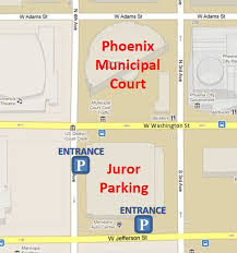 Phoenix Convention Center Floor Plan Municipal Court Phoenix Municipal Court Jury Duty