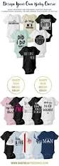 Personalized I Love My Aunt Baby Clothes Best 10 Custom Baby Onesies Ideas On Pinterest Cute Onesies