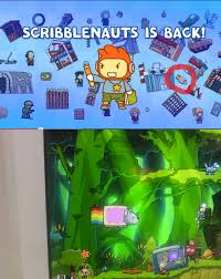 Scribblenauts Memes - nyan cat and keyboard cat sue wb for copyright infringement the