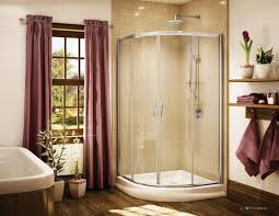 Fleurco Shower Door Fleurco Glass Shower Doors Signature 4