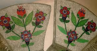 idaho native plant society beadwork