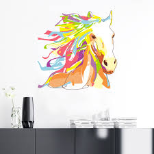 sticker pop art cheval 1 ambiance sticker col sand a009 jpg
