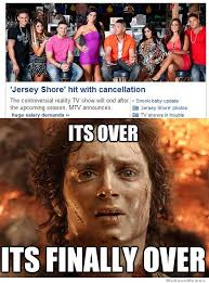 Jersey Shore Memes - jersey shore gets canceled weknowmemes