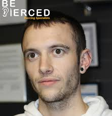 Eyebrow Piercing For Guys Piercing Piercing Wexford Bepierced Be Pierced