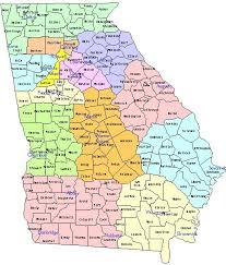 county map ga county map ga search genealogy maps nc sc ga