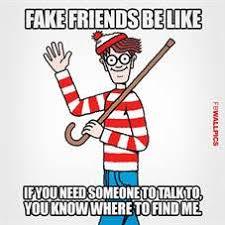 Waldo Meme - fake friends waldo meme wallpaper cake pinterest fake friends