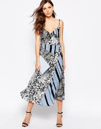 image 4 of french connection freida flower wrap dress summer