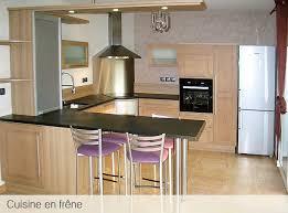 cuisines en bois atelier du garo cuisines en bois massif frêne cuisines cérusées